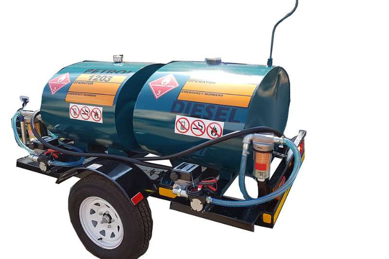 Other 500 Liters Diesel Bowser Fuel tankers