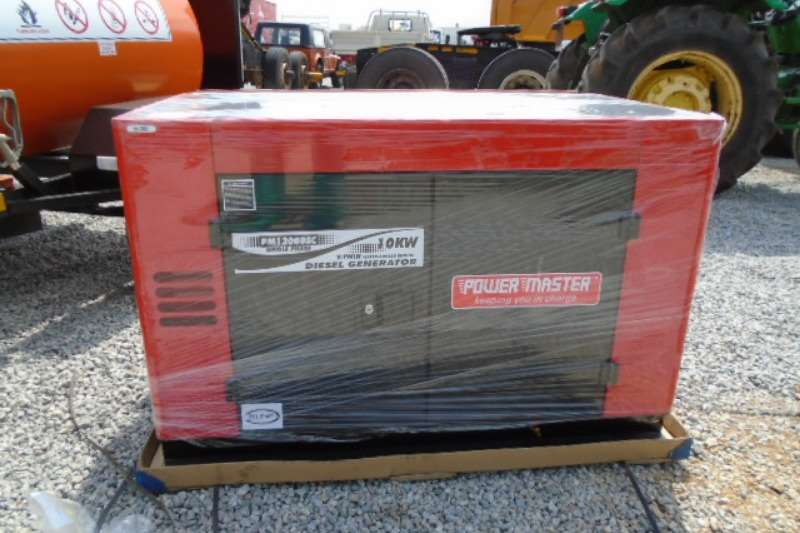 Other Generator Power Master 10KVA Diesel Water Cooled Generator