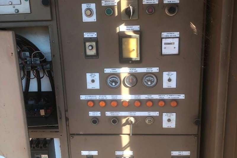 Other V8 Deutz 100KW Generator