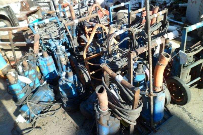 Other Others Scrap Submersible Pumps (24)