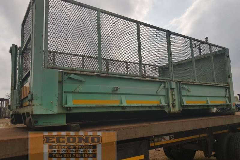 Other Unipower Hooklift and Drop Side Attachments Others