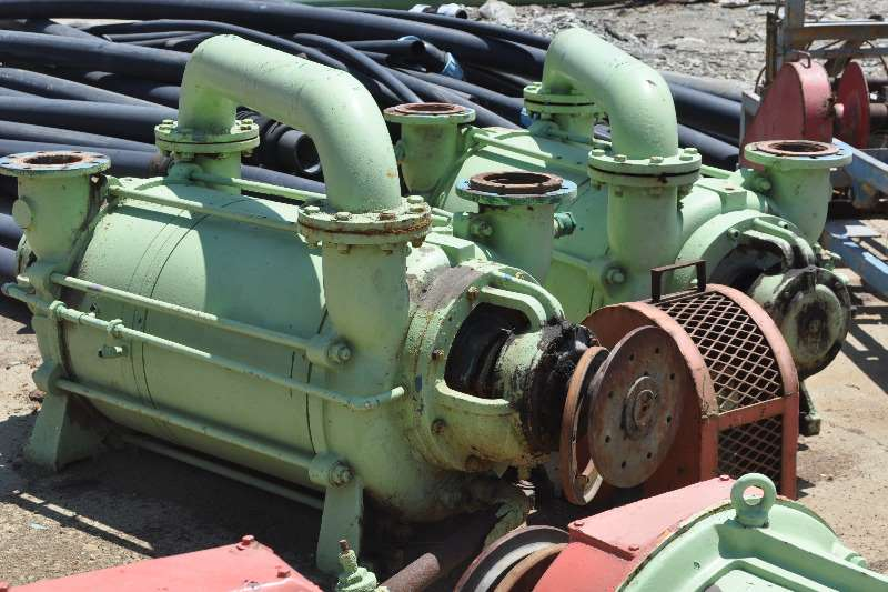 Other Vacuum Pumps. Contact for price Others