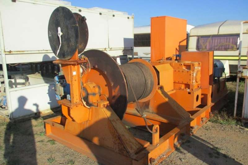 Others Other 75 kW TUP Variable Winch