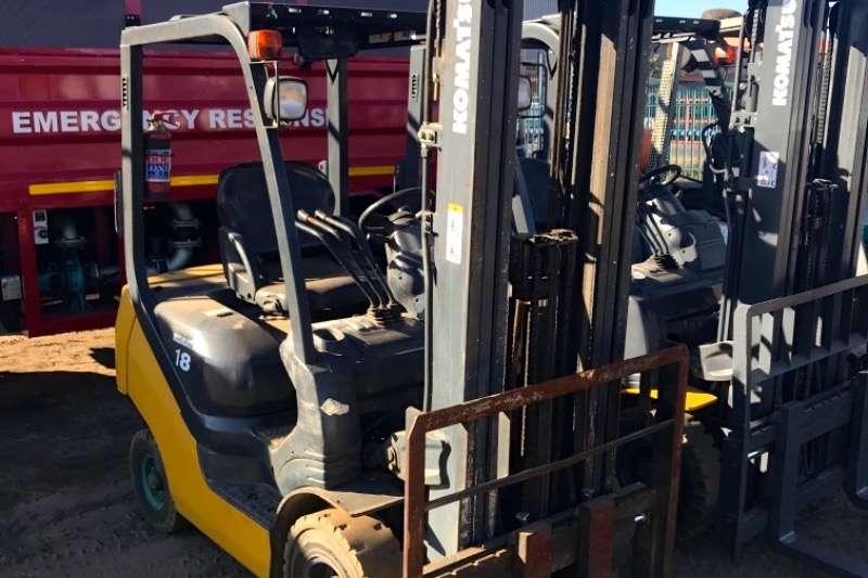 Forklifts Other KOMATSU FD18T-20 DIESEL FORKLIFT