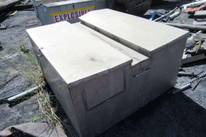 Aluminium Vehicle Load Bin Others