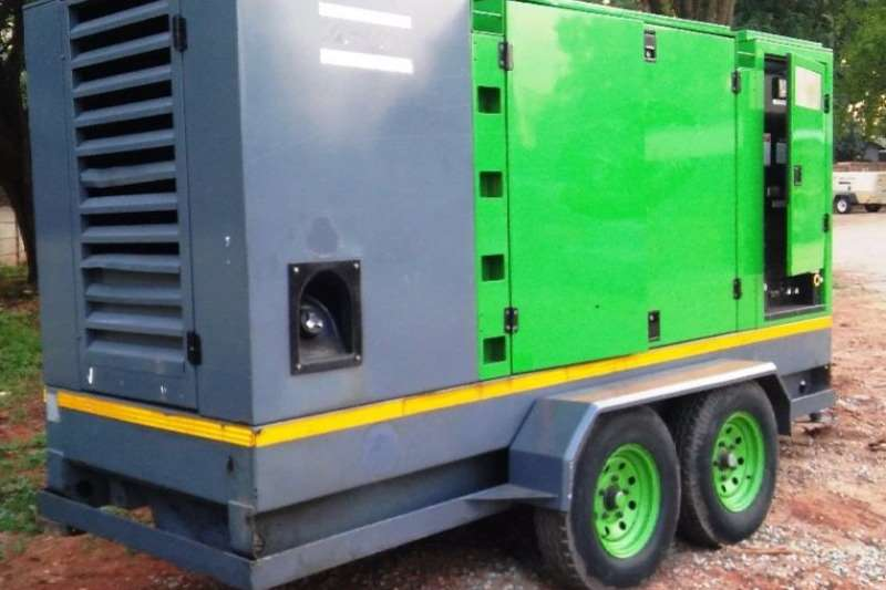 Others Atlas Copco 325Kva Mobile Generator 2008