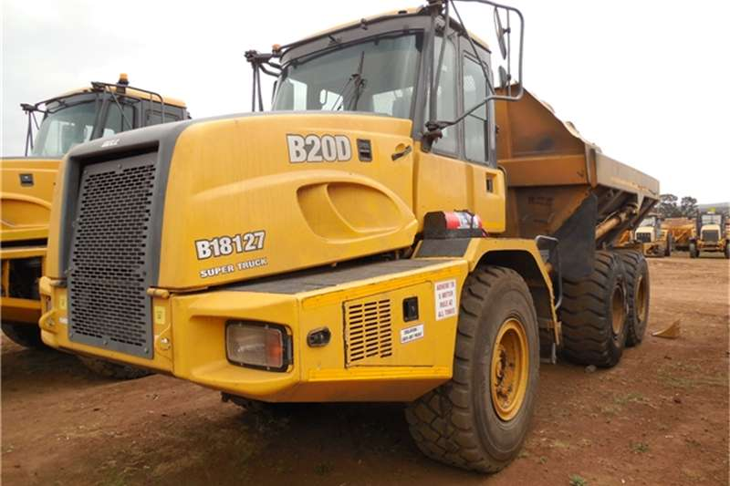 Others Bell B20D ARTICULATED DUMP TRUCK 2004