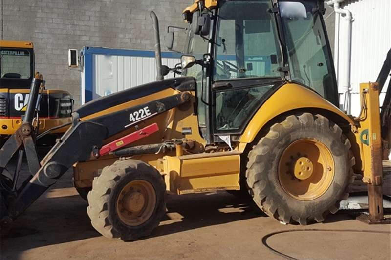 Others Caterpillar 422E TLB 2006