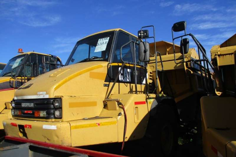 Others Caterpillar Caterpillar 730 Articulated Ejector Dump Truck 2007