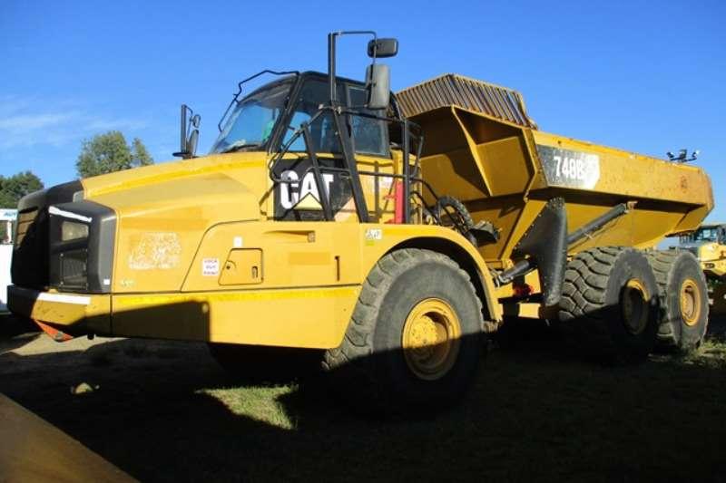 Others Caterpillar Caterpillar 740B Articulated Dump Truck 2012