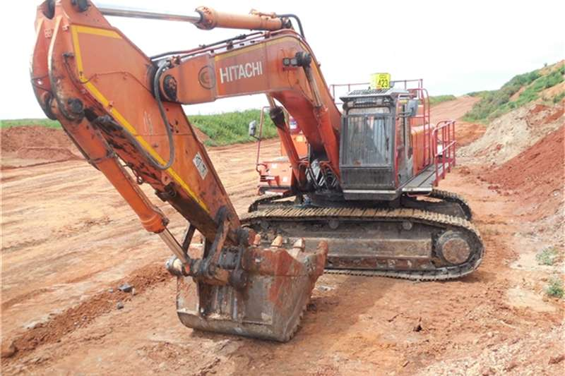 Others Hitachi ZX470/3 EXCAVATOR 2011