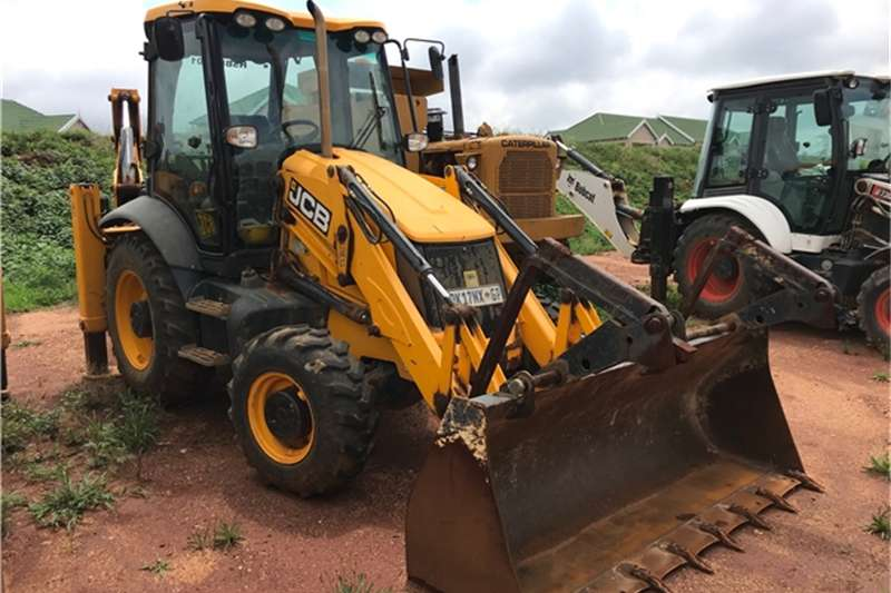 Others JCB 3CX ECO 4X4 TLB WITH FORKS