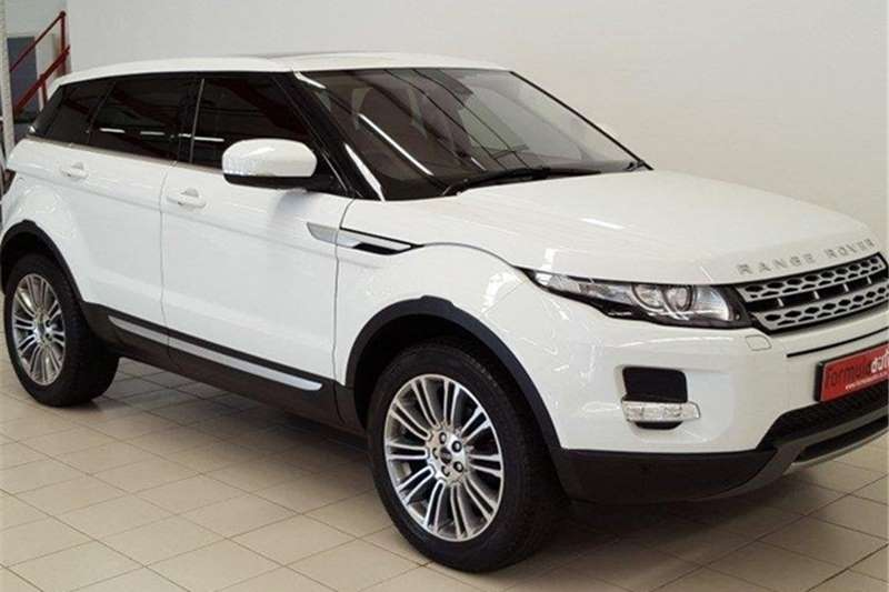 Others Land Rover EVOQUE 2.0 SI4 PRESTIGE 2012
