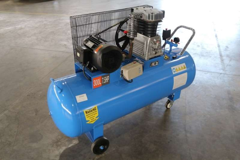 Others Other 300L Compressor 7.5Hp Motor - 3 Phase 0