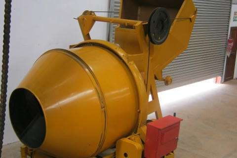 Others Other 560Kg Electric Concrete Mixer with Cable Skip 2017
