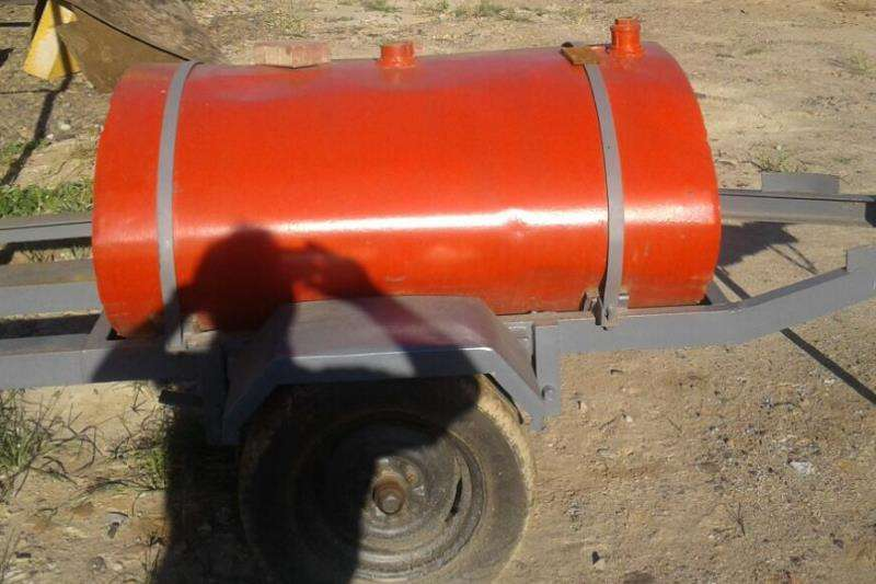 Others Other Diesel bauser, 500L 0