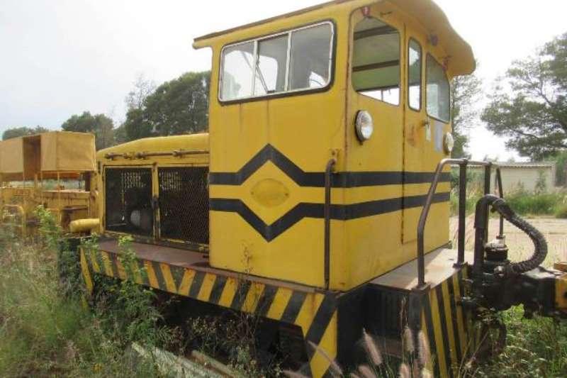Other Hunslet Taylor 60 kW, Industrial Diesel Locomotive Others