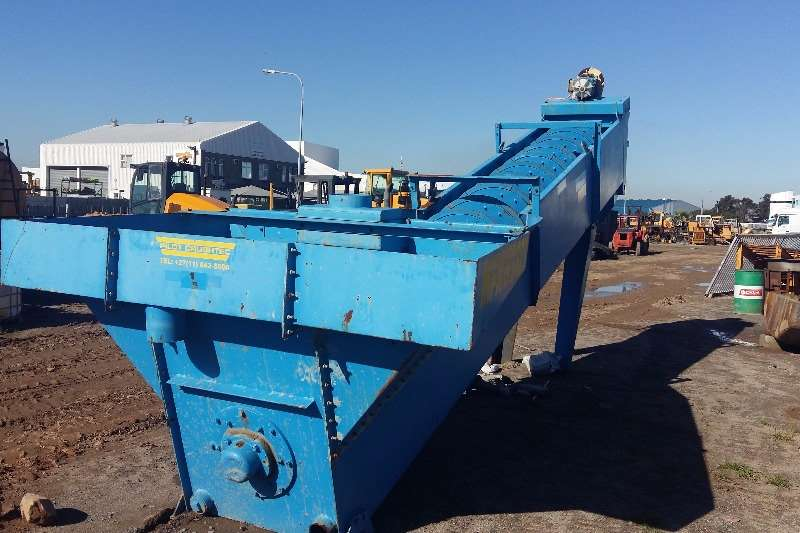 Other Pilot Modular Fine Material Washer&De Watering Scr Others