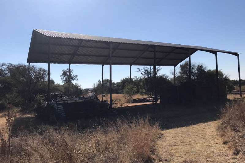 Others Other Used 12m x 25m x 6m Steel Structure Available 0