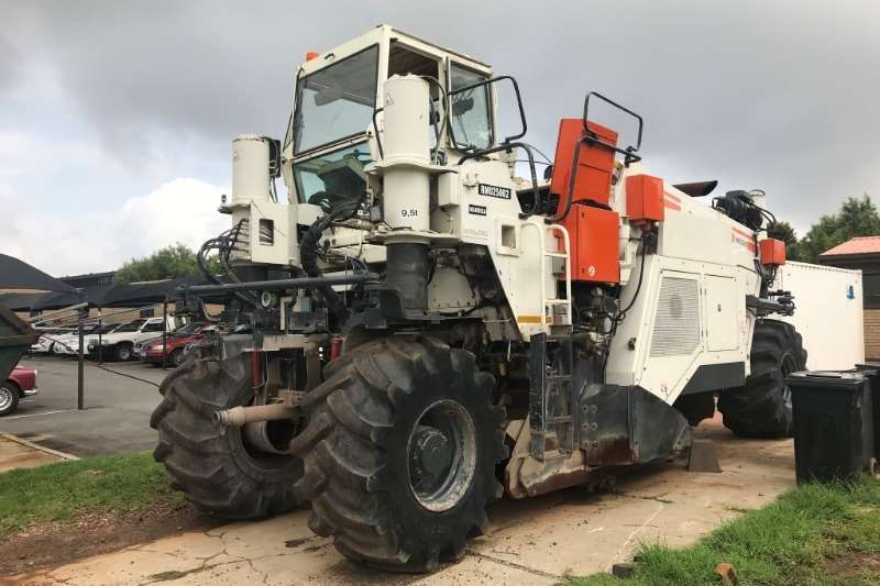 Others Other Wirtgen WR2500 Recycler 2000