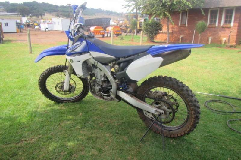Others Other Yamaha YZ450F Offroad Bike 2011