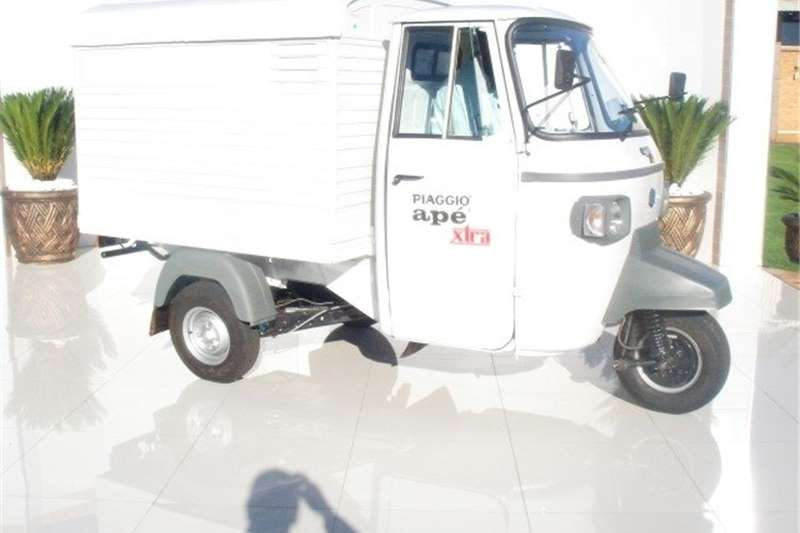 Piaggio DELIVERY 3 WHEELER Others