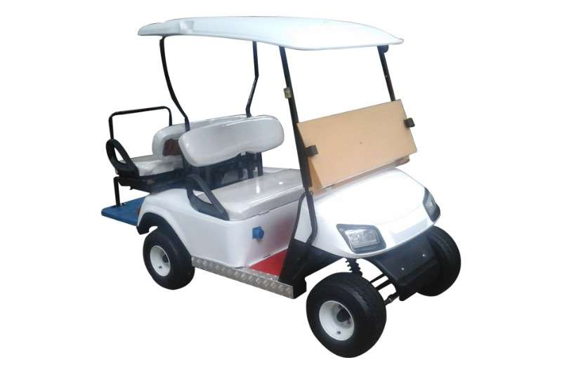 2018 Sino Plant 4 Seat Electric Security Vehicle Golf Cart