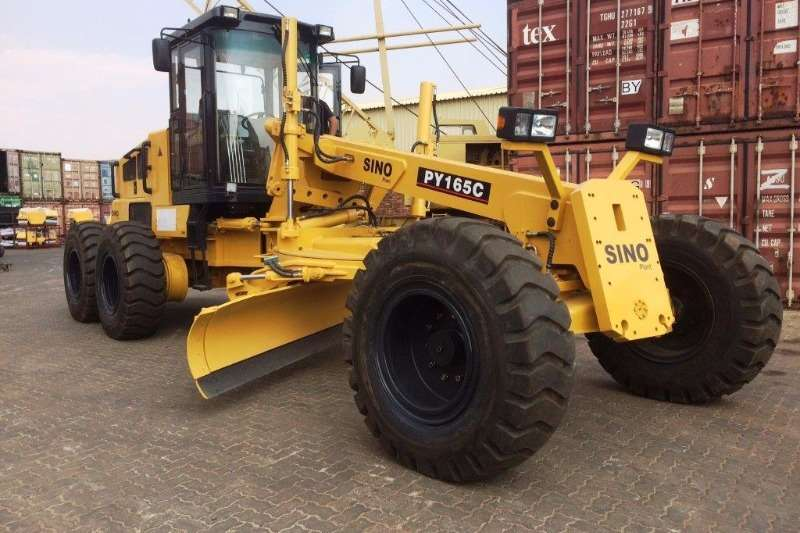 Others Sino Plant Motor Grader 6x4 Incl. Ripper 2017