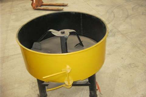Others Sino Plant Pan Mixer Electric 500L 2017