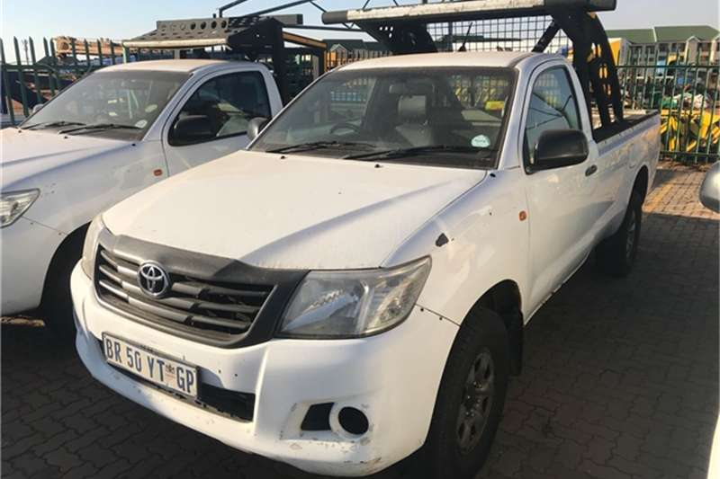 Toyota HILUX 2.5 4X4 Others