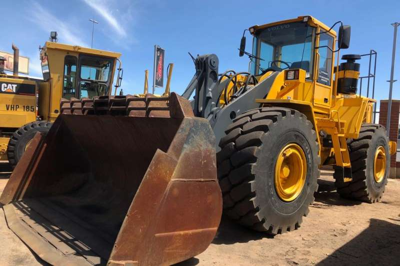Volvo L150E Front End Loader Others