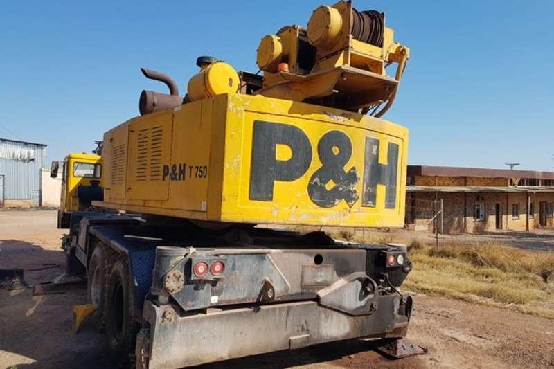 P&H P&H T750 Mobile Crane Cranes