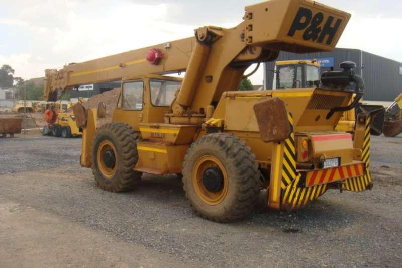 P&H Cranes R200