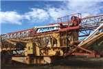 Potain Cranes GTMR386B SELF ERECTING TOWER CRANE 2008