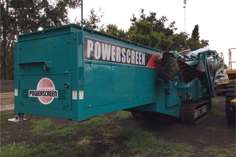 Powerscreen Others