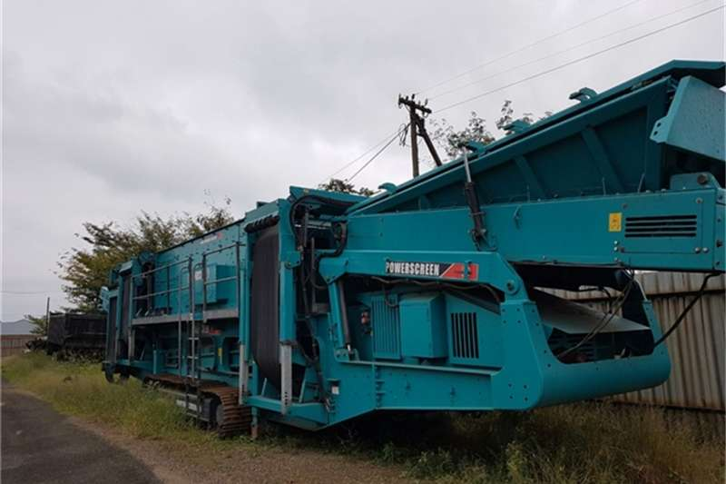 Others Powerscreen