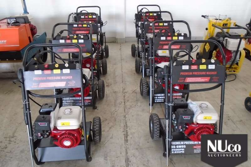 Pressure Washers HIGH PRESSURE WASHERS GW05 16X AVAILABLE 0