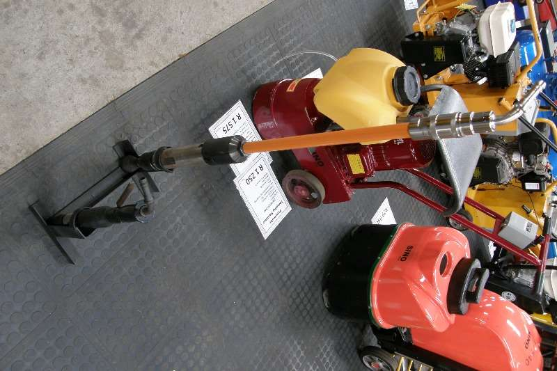 Sino Plant NEW   Pneumatic Tamping Rammer 1140mm   Sino Plant Rammer