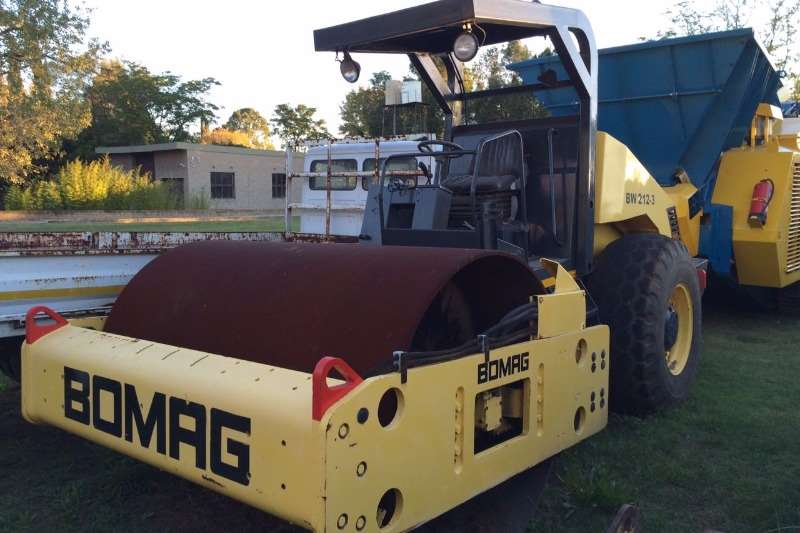 Rollers Bomag 212-3 1998