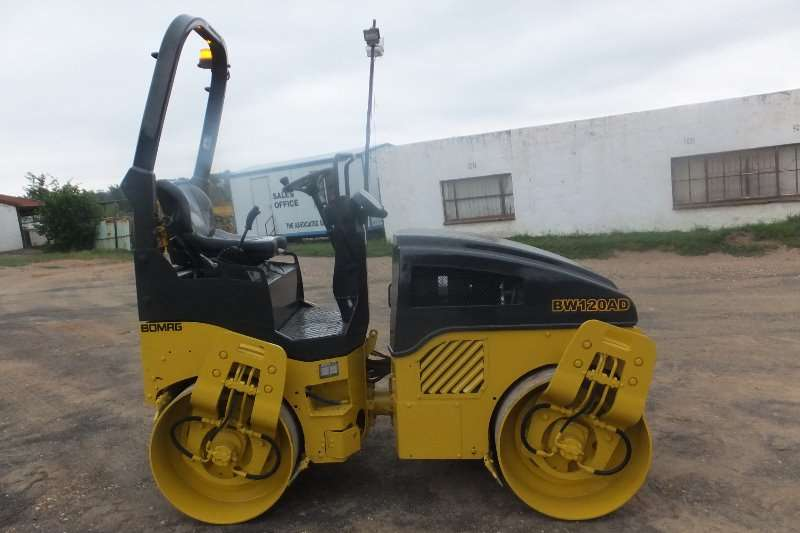 Bomag BOMAG BW120AD 4 Rollers
