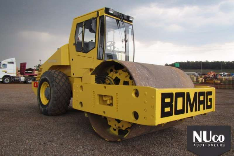 Rollers Bomag BOMAG BW219 DH-3 SMOOTH DRUM ROLLER 0