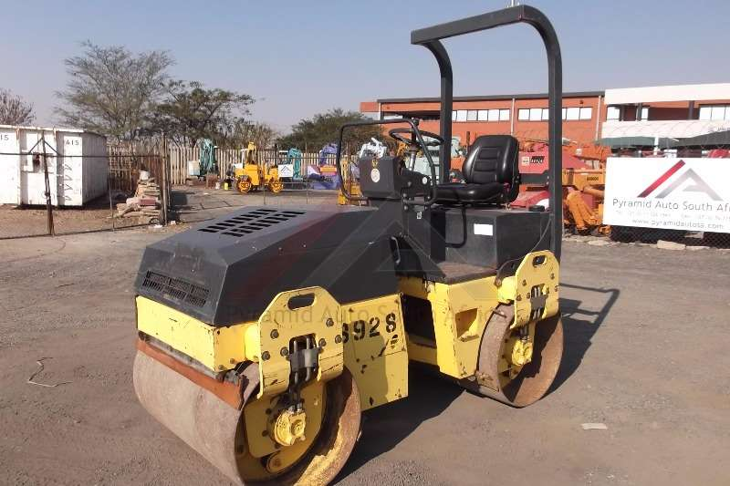 Rollers Bomag BW120AD-3 0