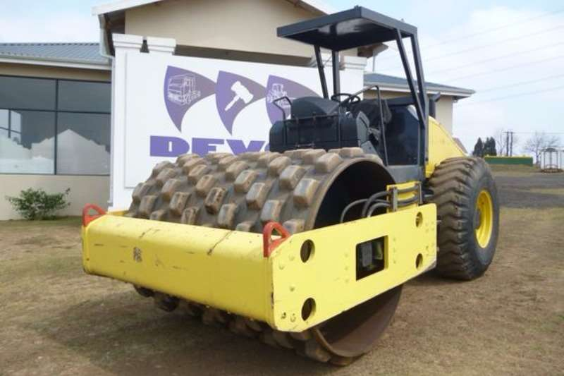 Rollers Bomag BW212PD40 Padfoot Roller 2006