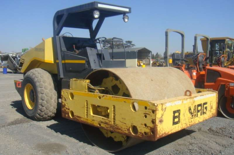 Rollers Bomag BW216D-3 1999