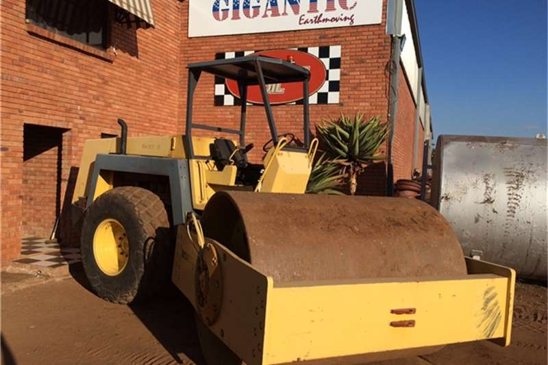 Bomag BW217D COMPACT ROLLER Rollers
