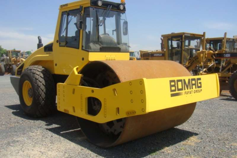 Rollers Bomag BW219D-4 2010