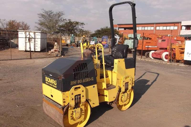 Rollers Bomag BW80ADH-2 0