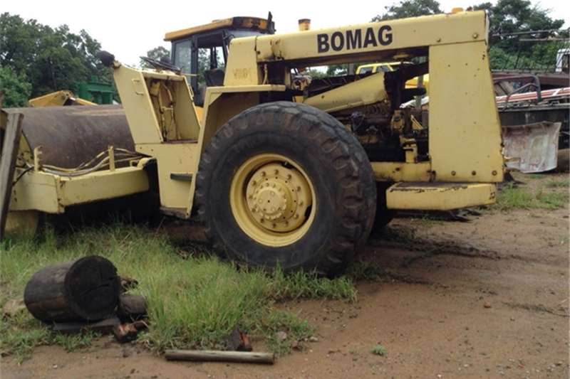 Bomag Rollers