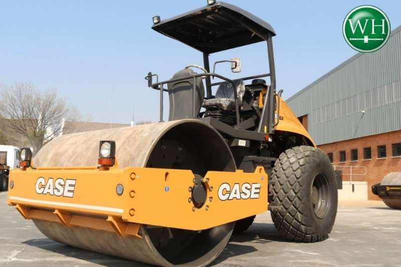 Rollers Case 1107EX 10Ton Smooth Drum Roller