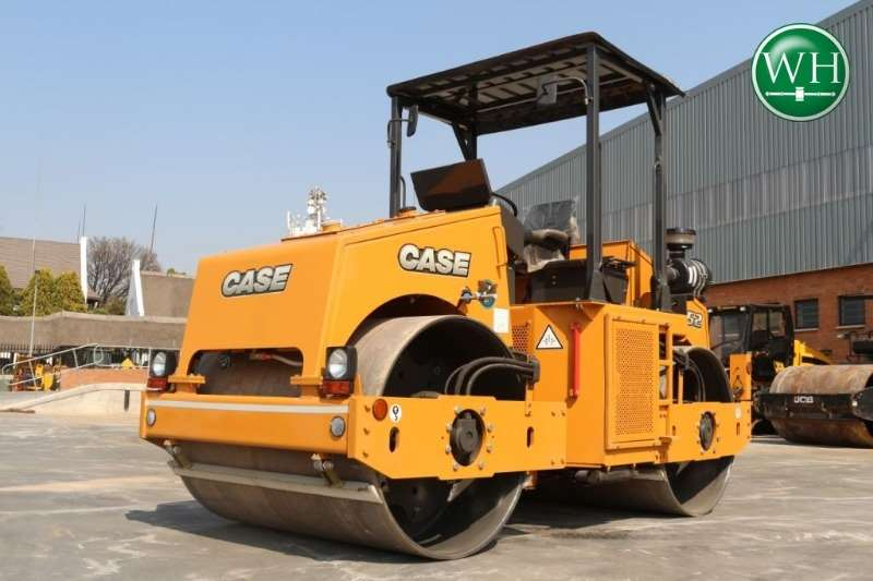 Rollers Case 752 10Ton Tandem